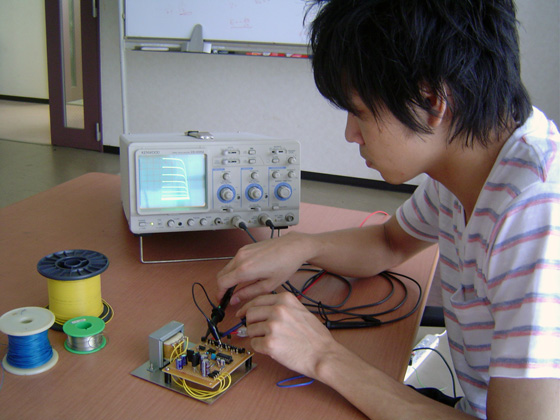 Electronics and Device Experiments