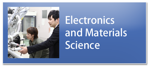 Electronics and Materials Science