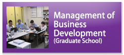 Management of Business Development